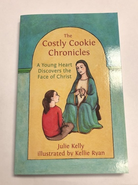Photo of THE COSTLY COOKIE CHRONICLES by JULIE KELLY BOOK-CC