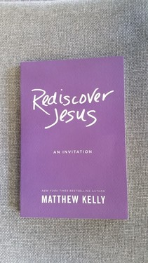 Photo of REDISCOVER JESUS BY MATTHEW KELLY BOOK2