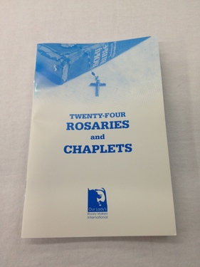 Photo of 24 ROSARY AND CHAPLETS CH