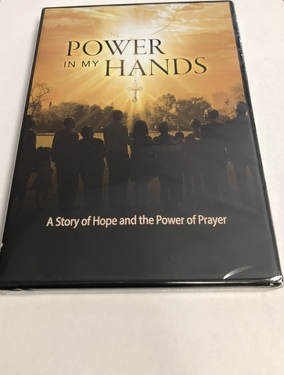 Photo of POWER IN MY HANDS DVD PHDVD