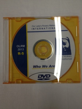 Photo of WHO WE ARE PROMO DVD PRDVD